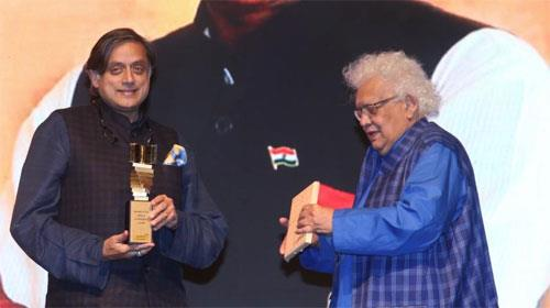 16th edition, the prestigious Crossword Book Award at the majestic Royal Opera House - Mumbai
