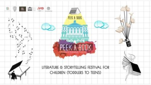 Royal Opera House To Host Children's Literature Festival 'Peek A Book'