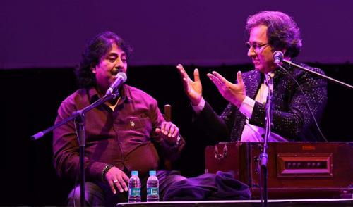 Talat Aziz celebrated his four-decades long musical journey at The Royal Opera House
