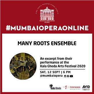 Many Roots Ensemble: An excerpt from their performance at the Kala Ghoda Arts Festival 2020