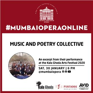 Music and Poetry Collective