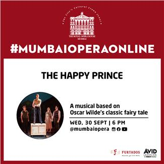 The Happy Prince - A musical based on Oscar Wilde's classic fairy tale