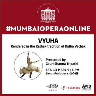 VYUHA | Rendered in the Kathak tradition of Katha Vachak